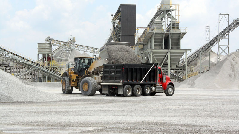 Rogers Group Inc: Construction Aggregate Materials, Crushed